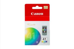 Canon CL-41 Ciano, Giallo cartuccia d'inchiostro