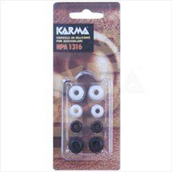 Ricambio per intrauricolari in gomma karma hpa1316