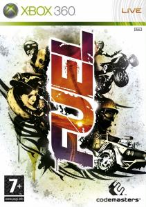 Codemasters Fuel, Xbox 360 videogioco ITA