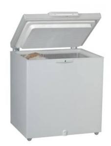 Whirlpool WH2011A+E Libera installazione A pozzo 204L A+ Bianco
