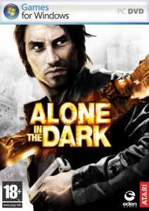 Atari Alone in the Dark videogioco PC ITA