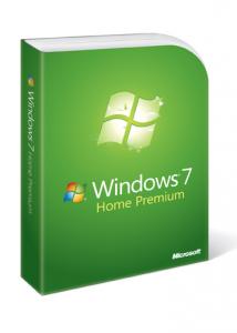 Microsoft Windows Anytime Upgrade Windows 7, Starter to Home Premium, UPG, IT