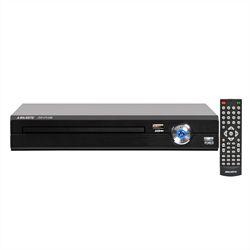 New Majestic DVX-475 USB Lettore Nero lettore e registratore DVD