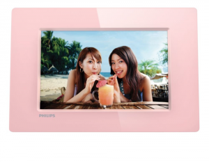 Philips PhotoFrame digitale SPF1207/10