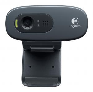 Logitech C270 3MP 1280 x 720Pixel USB 2.0 Nero webcam