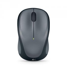 Logitech M235 RF Wireless Ottico 1000DPI Ambidestro Grigio mouse