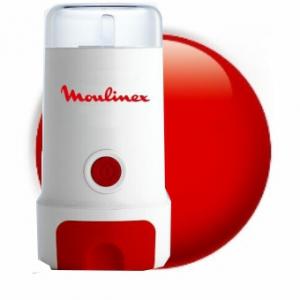 Moulinex MC3 180W Rosso, Bianco