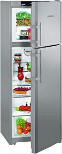 Liebherr CTPesf 3016-21 Comfort frigorifero con congelatore Libera installazione Argento 278 L A++