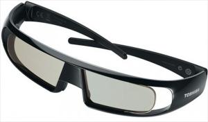 TOSHIBA OCCHIALI 3D ATTIVI FPT-AG02G