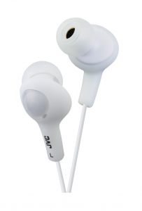 JVC HA-FX5-W Bianco Intraurale Auricolare cuffia