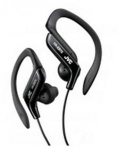 JVC HA-EB75 Nero Intraurale cuffia