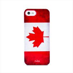 PURO COVER IPHONE 5 BANDIERA CANADA