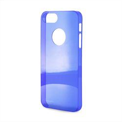 PURO COVER IPHONE 5 CRYSTAL BLU IPC5CRYBLUE