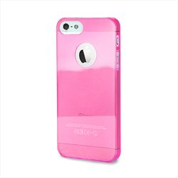 PURO COVER IPHONE 5 CRYSTAL ROSA