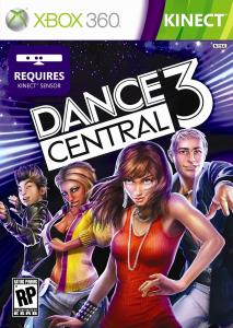 Microsoft Kinect Dance Central 3, Xbox 360 videogioco Basic ITA