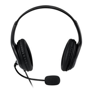 Microsoft LifeChat LX-3000 Stereofonico Padiglione auricolare Nero cuffia e auricolare