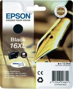 Epson C13T16314022 12.9ml 500pagine Nero cartuccia d'inchiostro