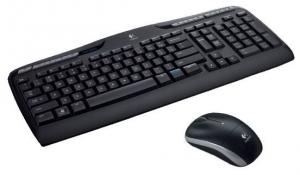 Logitech MK330 RF Wireless QWERTY Italiano Nero tastiera
