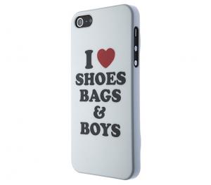 Skill Fwd I love shoes, bags & boys Cover Multicolore