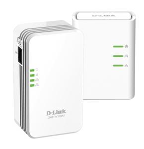 D-Link PowerLine AV 500 Ethernet/WLAN 500Mbit/s scheda di rete e adattatore