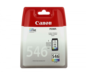 Canon CL-546 Ciano, Magenta, Giallo cartuccia d'inchiostro