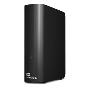 Western Digital WD Elements Desktop 3000GB Nero disco rigido esterno