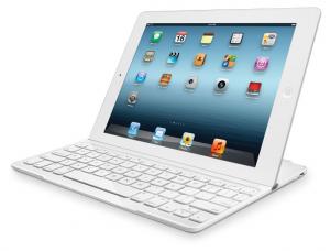 Logitech 920-005523 tastiera per dispositivo mobile Bianco QZERTY Italiano Bluetooth