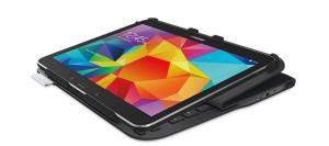 Logitech 920-006392 tastiera per dispositivo mobile Nero QZERTY Italiano Bluetooth