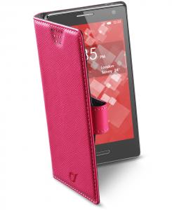 Cellularline Book Uni - Per Smartphone fino a 4.2