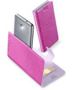 Cellularline Book Uni - Per Smartphone fino a 5.4