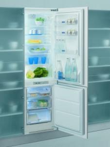 Whirlpool ART459/A+/NF Incasso 264L A+ Bianco frigorifero con congelatore