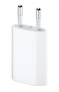 Apple MD813ZM/A Interno 5W Bianco adattatore e invertitore