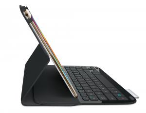 Logitech Type - S tastiera per dispositivo mobile Nero QZERTY Italiano Bluetooth