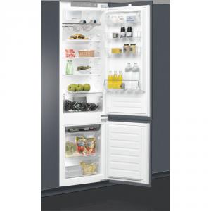 Whirlpool ART 9812/A+ SF frigorifero con congelatore Incasso Grigio, Argento 308 L A+