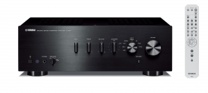 Yamaha A-S301 2.0 Casa Cablato Nero amplificatore audio