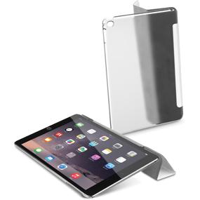 Cellularline GLASSVIEWIPAD6W custodia per tablet Cover Trasparente, Bianco