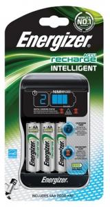 Energizer 639837 Caricabatteria per interni carica batterie