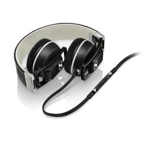 Sennheiser Urbanite auricolare per telefono cellulare Stereofonico Padiglione auricolare Nero Cablato