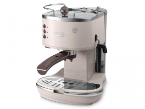 DeLonghi Icona Vintage ECOV 311.BG Libera installazione Semi-automatica Macchina per espresso 1.4L 2tazze Bianco