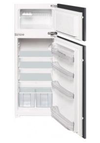 Smeg FR232P frigorifero con congelatore Incasso Acciaio inossidabile 214 L A+