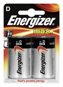 Energizer 7638900 Alcalino batteria non-ricaricabile