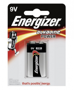 Energizer E300127700 Alcalino 9V batteria non-ricaricabile