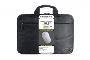 Tucano Borsa Linea Idea + Mouse Wireless