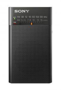 Sony ICF-P26 Portatile Analogico Nero radio