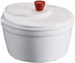 Moulinex K1010114 centrifuga da insalata Manovella/manico Bianco