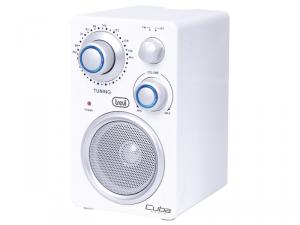 Trevi RA 742 T radio Portatile Analogico Bianco