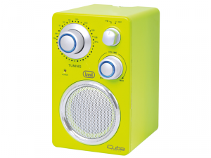 Trevi RA 742 T Portatile Analogico Verde radio