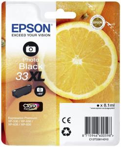 Epson C13T33614022 8.1ml 650pagine Nero cartuccia d'inchiostro
