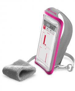 Cellularline Handband - Per Smartphone fino a 5.2