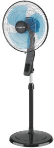 Rowenta Essential VU4110 ventilatore Ventilatore domestico con pale Nero, Blu